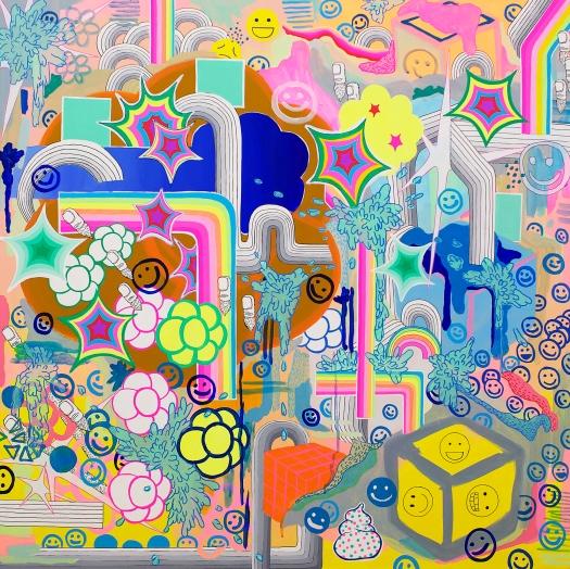 adehla_lee_happy-wall